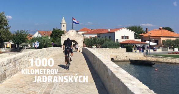 1000 km jadranských