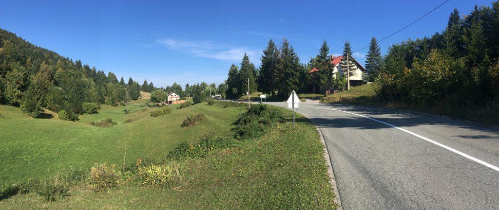 Slovinsko príroda
