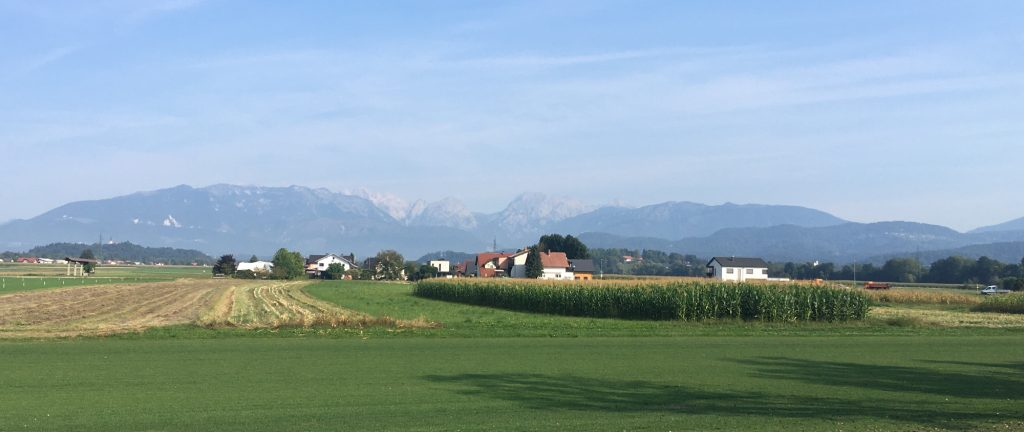 Slovinsko vidiek